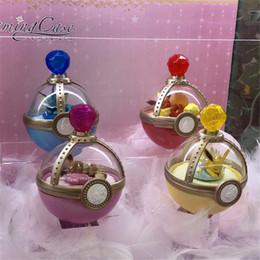 Оптовые украшения эльфа онлайн-Pokemons Pikachu Fantasy Elf Ball Sleep Yi Gongzi Украшение украшения детские игрушки оптом DHL Бесплатная доставка