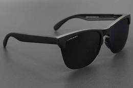2019 más nuevos 4 colores polarizados Frogskinses Gafas de sol TR90 Frame UV400 Gafas Cylcing Eyewear desde fabricantes