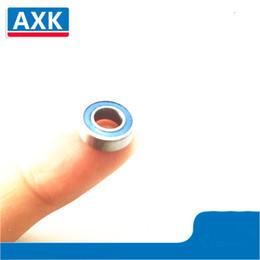 miniature in gomma Sconti TRAXXAS (CAR) RUSTLER ABEC 3 Cuscinetti a sfere in miniatura in gomma blu Bore Rc ABEC-3