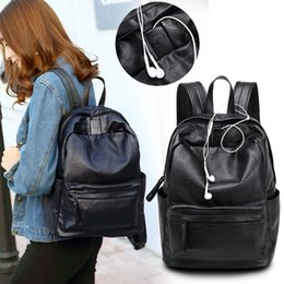 south korean style backpacks Coupons - CHALLEN 2019 spring and summer backpack fashion trend Japan and South Korea travel bag ladies backpack Korean campus student bag