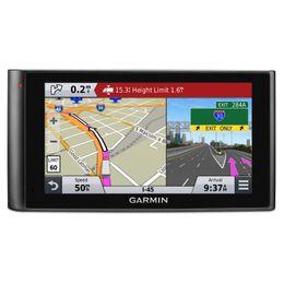 """rastrear telefones celulares Desconto Garmin dezlCam LMTHD 6 """"sistema GPS com Dashcam embutido, mapas de tráfego HD"""