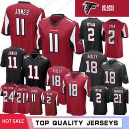6390f2d781a matt ryan jerseys Coupons - 11 Julio Jones Atlanta Falcons 2 Matt Ryan 18  Ridley Jersey