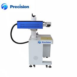 Macchina di precisione cnc online-Macchina per marcatura laser CO2 CO2 Jinan Precision per marcatura non metallica