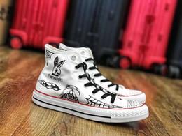 Uomo Sean Pablo x CONS Chuck Scarpe All Star Pro Canvas Scarpe da ginnastica per donna Casual Skate Sneakers da