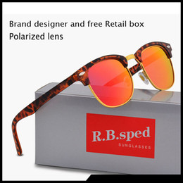yellow sun glasses for men Coupons - Brand Designer Polarized Cat Eye Sunglasses for Men Women High Quality Sports Sun Glass polaroid lens Gafas de sol with Full Accessories