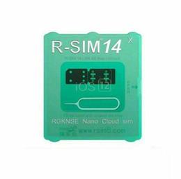 reparação de dongle Desconto New RSIM14 Unlock SIM RSIM 14 PARA IPHONE 6 7 8 PLUS X XR XS XSMAX RSIM Cartão Ferramenta