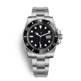 Argentina AAA Hombres Reloj de Lujo 116610 Hombres Marca de Lujo de Acero Inoxidable Marca de Lujo Reloj Mecánico Reloj Deportivo reloj de pulsera 40M Impermeable Suministro