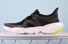 2019 las mejores zapatillas ligeras Zapatillas de running para hombre RN 5.0 gratis, ligeras y de material transpirable. Zapatos, zapatillas deportivas para hombre, botas, tiendas de venta en línea rebajas las mejores zapatillas ligeras