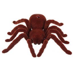 Simulation Spider Insects Model Toys Tricky Scary Toys Halloween Children/'s Tk