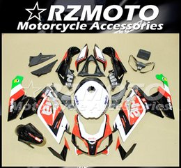 fairings for aprilia rs125 Coupons - 4 Free Gifts New ABS Motorcycle Full Fairings Kits Fit For Aprilia RS125 2006 2007 2008 2009 2010 2011 bodywork set White Orange black