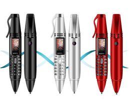 SERVO K07 Recording Pen Mini Cellphone 0.96