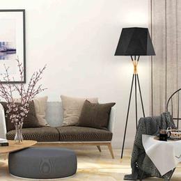 treppiede Sconti Moderna LED treppiede Lampada da terra con paralume in Camera da letto Soggiorno Personal Ufficio Camera Loft Interior Design della luce della decorazione