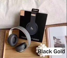 2019 battere il bluetooth Pure ANC veloce combustibile beat cuffie Studio3 wireless Bluetooth Car Kit Facile paraorecchie accoppiamento morbido tappeto W1chip Siri