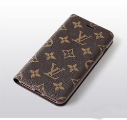 Etui portefeuille mince en cuir Monogram pour Apple iPhone XS Max / XR 8/7/6 Plus avec support de carte Flip Bumper pour femmes filles ? partir de fabricateur