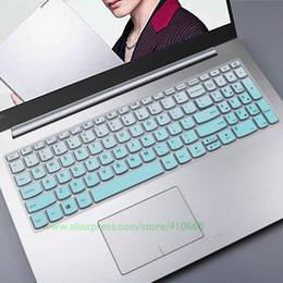 lenovo ideapad s Скидка Для Lenovo Ideapad S340 S 430 S340-14IWL S430 2019 15,6-дюймовый Силиконовый ноутбук ноутбук клавиатура крышка кожи протектор гвардии