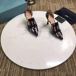 sandali caldi della molla Sconti 2019 sandali con tacco alto di lusso superstar, gli ultimi sandali firmati da donna nuovi caldi, sandali da donna primavera ed estate,