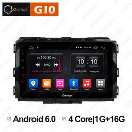 "Argentina FEELDO 8 ""Android 6.0 4-Core / DDR3 / Soporte 4G Dongle Car Media Player con GPS / FM / AM Radio RDS / Enlace de espejo para Kia Carnival 2014-2017 # 5847 Suministro"