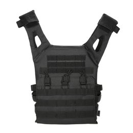 Жилет для перевозки моллюсков онлайн-Тактический JPC Жилет для авианосцев Жилет для боеприпасов Жилет для снаряжения Страйкбольный пейнтбольный снаряжение MOLLE System Wargame CS Body Armour JPC Vest