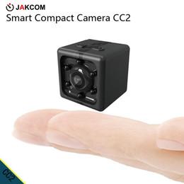 2019 câmeras de espionagem de mini-noite sem fio JAKCOM CC2 Câmera Compacta Venda Quente em Câmeras de Vídeo Sports Action como sem fio campainha quickclip relógios homens