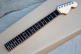 guitarras festoneadas Rebajas Cuello festoneado de guitarra eléctrica personalizado de fábrica estándar con cabezal grande, 21 trastes, diapasón de palisandro, que ofrece servicios personalizados