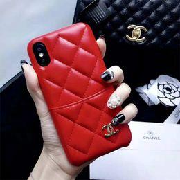 2019 moomin case O transporte da gota para iphone designer phone cases para 6 7 8 plus xs x r max x famosa moda tampa traseira com slot para cartão