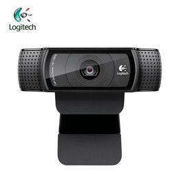 Windows cmos on-line-Pro C920 HD 1280 * 960 Webcam Suporte Teste Oficial com 15 Milhões de Pixels CMOS 30FPS para Windows 10/8/7