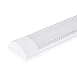 Tubo de luz led interior on-line-hot tube LED de iluminação interior LED tubo de luz Batten para o supermercado escritório home usando 2 Ft 3 Ft 4 LED Ft dispositivo elétrico purificação