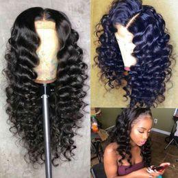 malasia rizado u parte peluca Rebajas Virgin U parte pelucas Parte lateral U parte pelucas de cabello humano peruano Virgin Upart pelucas para mujeres negras cabello sin procesar