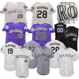brand new ef6b9 32cad Wholesale Nolan Arenado Jersey for Resale - Group Buy Cheap ...