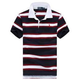 платье с ящиками Скидка Мужские рубашки поло Lauren Ральф горячего дизайнер бренда футболка спорт на открытом воздухе досуг поло с коротким рукавом моды вышивки пони рубашка