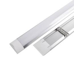 Tube LED Luminaire Montage en surface Lampe Batten Luminaires intégrés au magasin Plafond mural sous la lumière du cabinet pour le garage Atelier ? partir de fabricateur