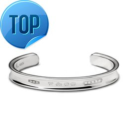 bracelet imitation cristal clair Promotion Cadeau de Noël TF Mode Femme clear bracelet de crâne Punk Retro en cristal perle