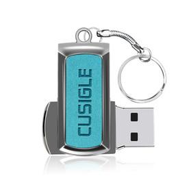 Usb key flash 256gb en Ligne-Pour CUSIGLE CS68 Clé USB rouge 16GB 32GB 64GB 128GB 256GB 2.0 Diamant Conception De Trou Avec La Chaîne De Clé Antichoc