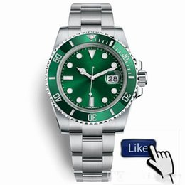 Наручные часы магазин онлайн-Orologio di Lusso Glide замок Застежка ремешок мужская автоматическая glide гладкие часы зеленый часы 116610 Orologio Automatico наручные часы Orologi da