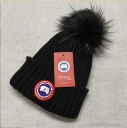 Bonnet de perles de qualité en Ligne-2019 SUP tricoté mon casquettes c3 nouvelle femme mignon chapeau d'hiver chapeau tricoté polo boule perles crochet à la main acrylique chaud dames chapeau de haute qualité