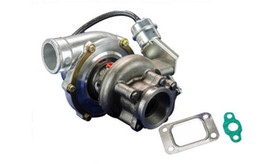 Flangia turbo online-Caricatore turbo interno Wastegate GT3076R A / R .70 .50 cold .86 hot T25 28 flange