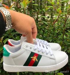 Argentina gucci Luxury brand \Zapatos 2019 Hombres Mujeres Zapatos casuales de la moda Luxurys marcas de diseño zapatillas de deporte con cordones de Ejecución Suministro