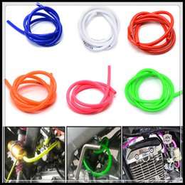 fuel oil hoses Promo Codes - Motorcycle Universal Fuel Gas Oil Tube Hose Line Petrol Pipe for GSF 650 BANDIT GSX1250 F SA ABS GSX1400 GSX650F