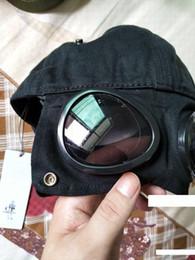 boina del ejército rojo Rebajas Tapas de la moda-CP gafas Cap Gorros Primera marca para hombre de las mujeres Boinas Sombreros deportes al aire libre de la calle dos vasos