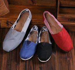 scarpe casuali della tela di canapa delle donne Sconti EUR35-45 Marca all'ingrosso Moda Donna Solido paillettes Appartamenti Scarpe Sneakers Donna Uomo Scarpe di Tela mocassini scarpe casual Espadrillas drop shipp
