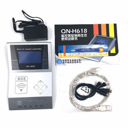 ACT 1pc Mejor Calidad Controlador Remoto H618 Remoto Para Inalámbrico H618 Auto Car Key Programmer Host del Control Remoto QN-H618 desde fabricantes