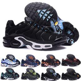 check out 261b0 001f6 Schnelles Verschiffen 2018 Hochwertige MÄNNER Air TN Laufen Schuhe ChEAp  BASKET REQUIN Atmungsaktiv MESH CHAUSSURES HoMMe noir Zapatillaes TN Shoes  günstig ...