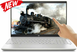 NEU HP Pavilion 15.6 Touchscreen-Laptop AMD Ryzen 3 3,40 GHz 8 GB RAM 1 TB HD Win10 von Fabrikanten