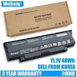 Canada Batterie ordinateur portable Weihang J1KND pour DELL Inspiron N4010 N3010 N3010 N4050 N4110 N5010 N5010D N5110 N7010 N7110 M501 M501R M511R Offre