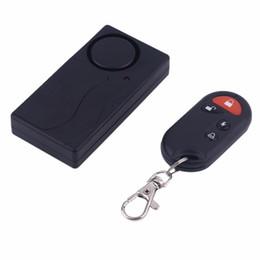Canada TS-850 Sécurité à domicile Capteur infrarouge MP Alert Détecteur de mouvement antivol Moniteur d'alarme Sans fil Système d'alarme Télécommande Offre