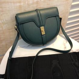 2019 senhoras italianas bolsas Senhoras de design de moda bolsa de ombro bolsa de mão Messenger Bag luxo de alta qualidade importado italiano original grão de bezerro desconto senhoras italianas bolsas