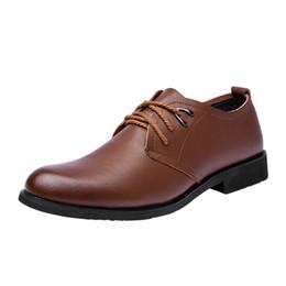 Mens Formal Schuh echte Leder Kleid Schuhe Männer Brown Black Classic Marke Lace up Business Anzüge Schuhe Schuhe Hombre Oxford