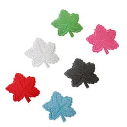 Patrick/'s Day Patches Appliques DIY Materials 100pcs//bag Glitter Shamrock St
