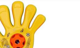 2019 led produits en plastique Palm Trumpet Clap Your Hands Clap Your Hands Clap Your Hands Concert Cheer Props Accessoires de vente en gros