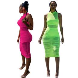 11d59effc5d61 Seksi Kadınlar Yaz Dantel Tığ Plaj Elbise Moda Katı Kolsuz Midi Elbise Moda  Katı Plaj Kıyafeti Örtbas cheap solid lace crochet dresses